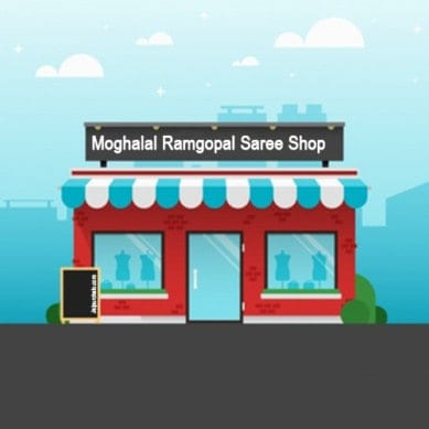 Moghalal Ramgopal Saree Shop