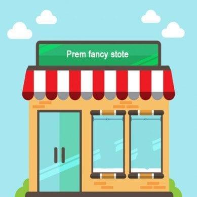 Prem fancy store