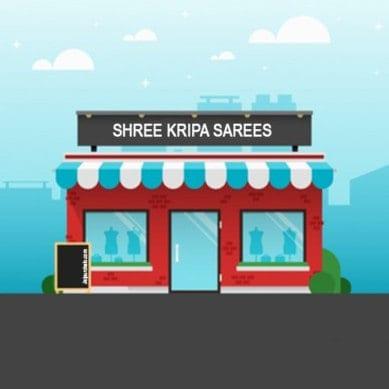 Shops in Chandpole Bazar