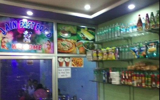 Jain Fast Food