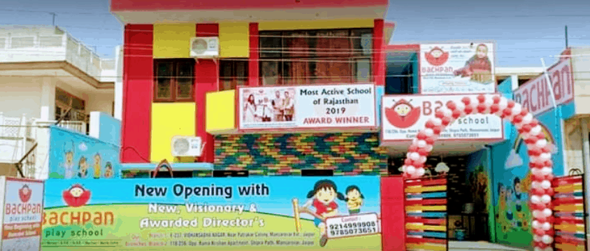 Bachpan A Play School in Jaipur