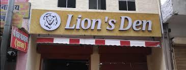 Lion's Den Veg & Non Veg Restaurant