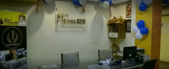 Five Fitness Gym Jaipur