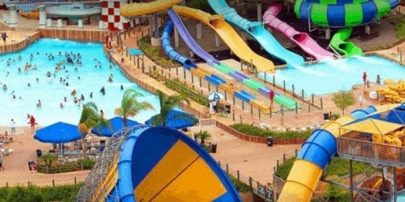 Birla City Water Park Ajmer