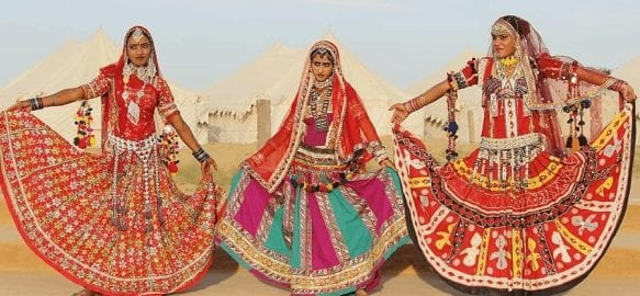 Traditional Dress of rajasthan