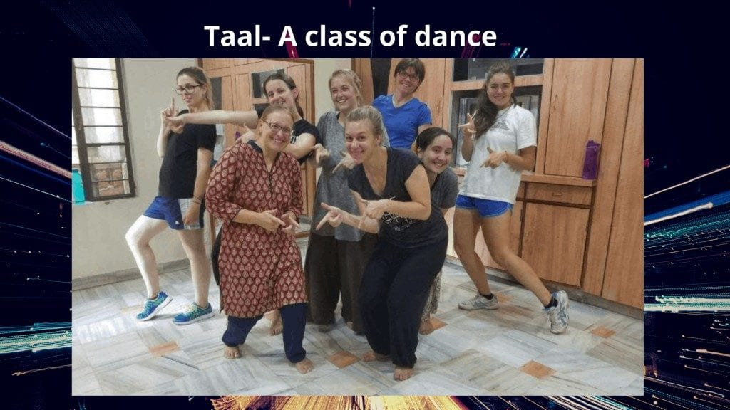 Taal- A class of dance