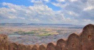 nahargarh fort in jaipur