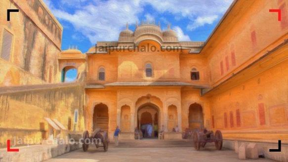 Madhavendra Bhawan Jaipur