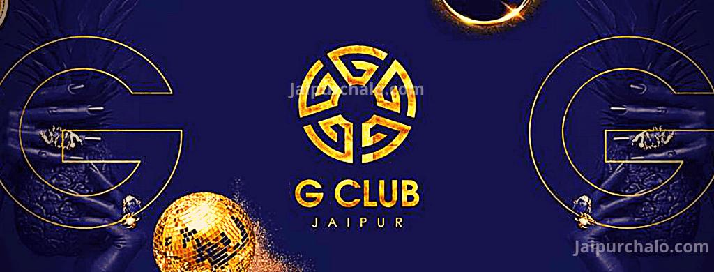 G club Jaipur