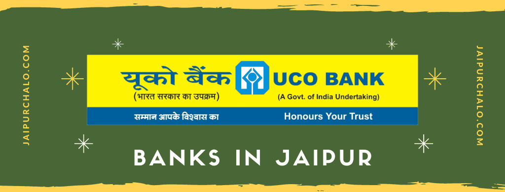 UCO bank in jaipur