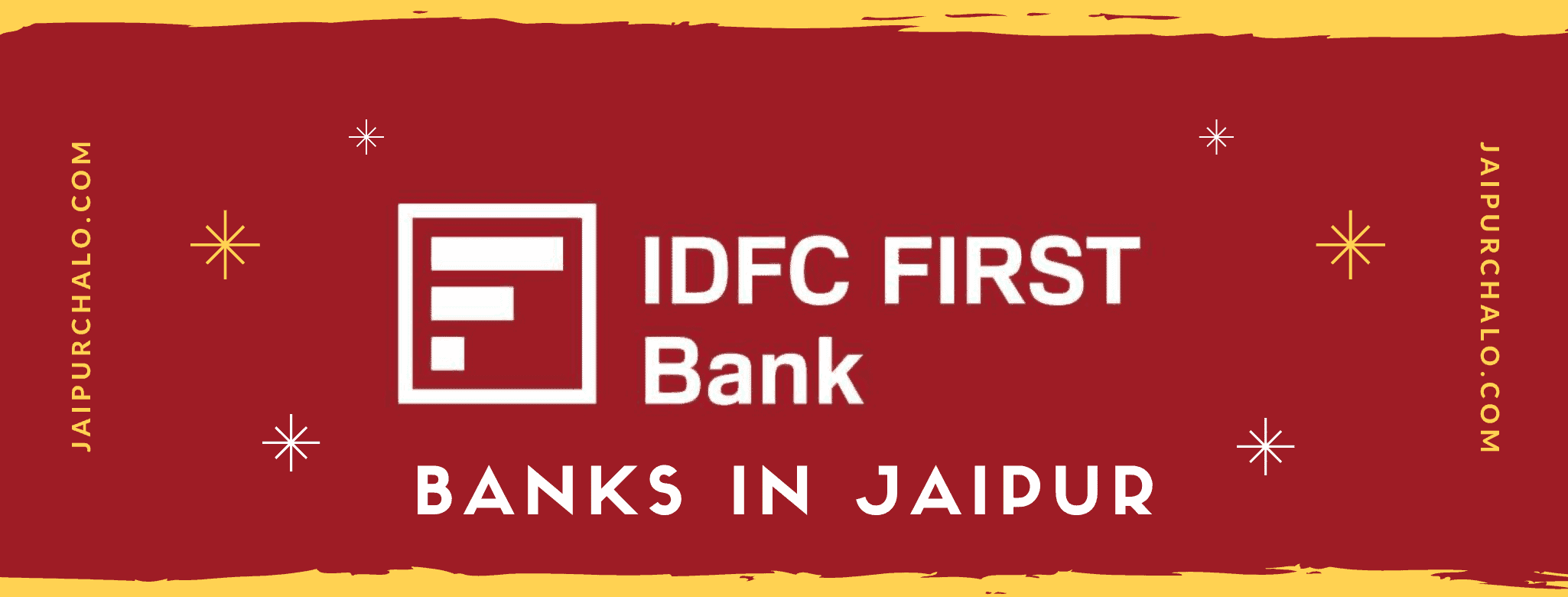 idfc bank in Jaipur