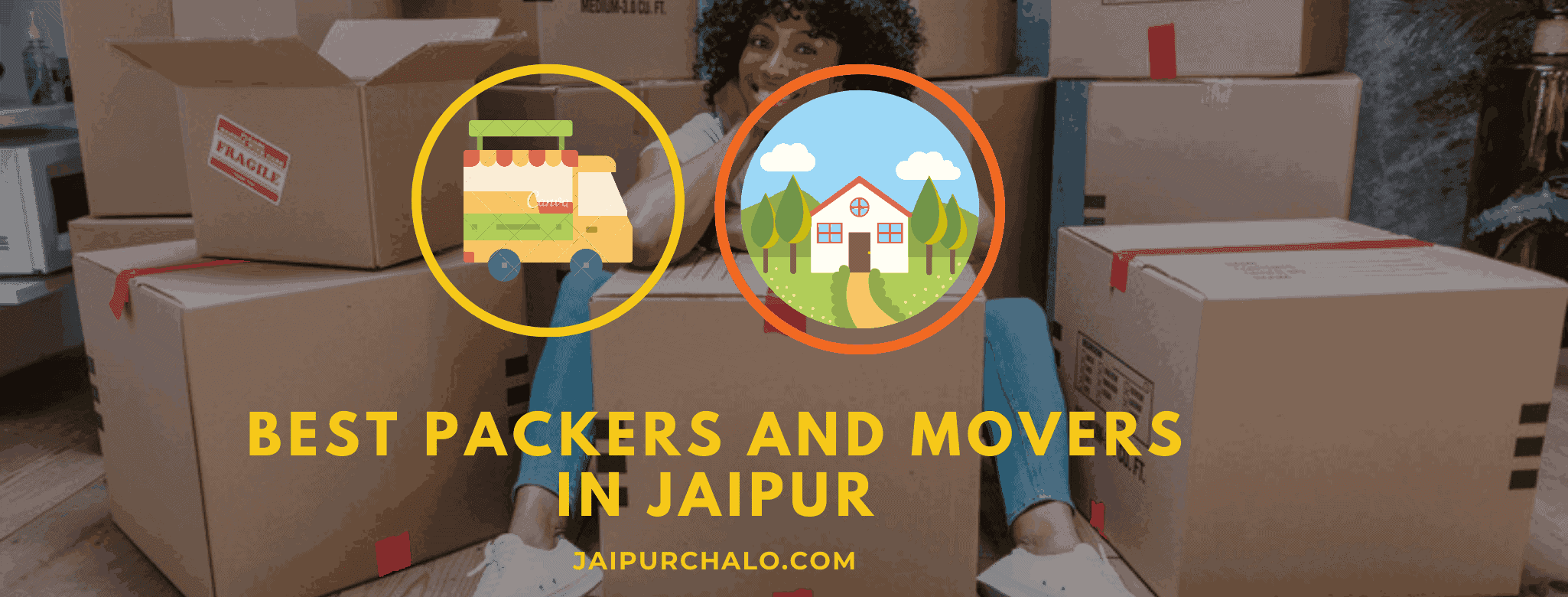 best Packers and movers in jaipur