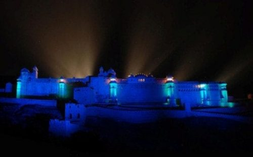 Amber_sound_and_light_show_at_Jaipur