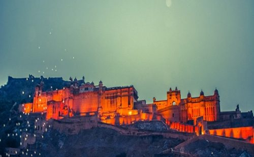 Amer_Fort_night_view