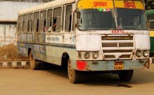 jaipur bus